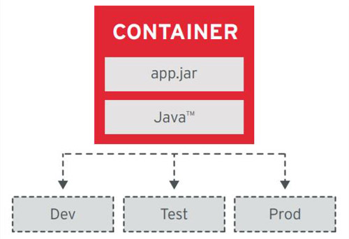 Containerization in App