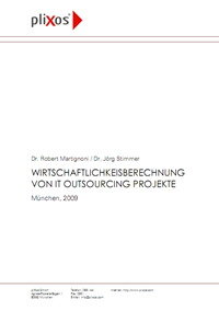 Economic efficiency of IT outsourcing projects